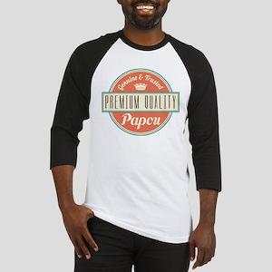 Vintage Papou Baseball Jersey