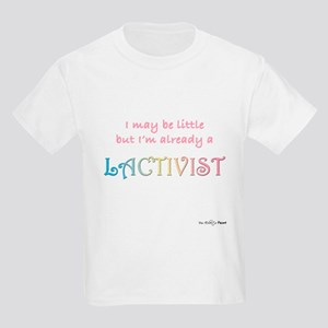 Already a lactivist Kids T-Shirt