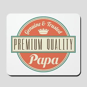 Vintage Papa Mousepad
