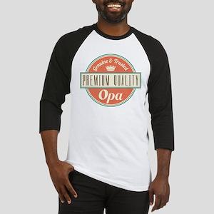 Vintage Opa Baseball Jersey