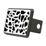 Cow pattern Rectangular Hitch Cover