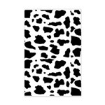 Cow pattern Poster Print (Mini)