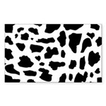 Cow pattern Sticker