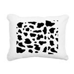 Cow pattern Rectangular Canvas Pillow