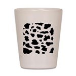 Cow pattern Shot Glass