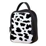 Cow pattern Neoprene Lunch Bag