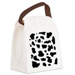 Cow pattern Canvas Lunch Bag
