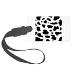 Cow pattern Large Luggage Tag