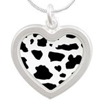 Cow pattern Necklaces