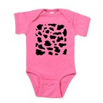 Cow pattern Baby Bodysuit