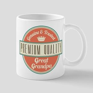 Vintage Great Grandpa Mug