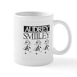 Audrey Smilley logo Mug