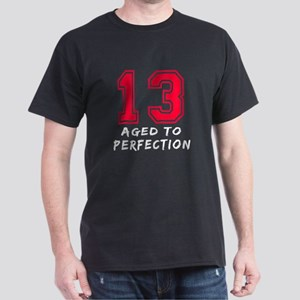 13 year birthday designs Dark T-Shirt
