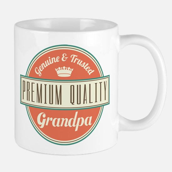 Vintage Grandpa Mug