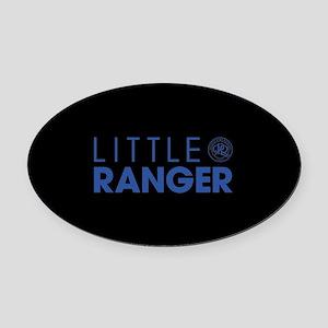 Queens Park Little Ranger Oval Car Magnet
