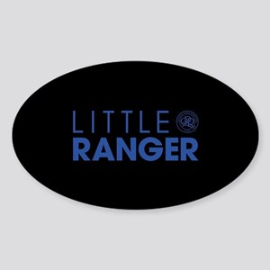 Queens Park Little Ranger Sticker (Oval)