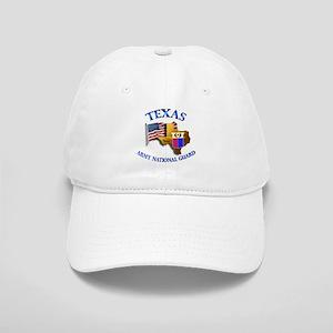 Army National Guard - TEXAS w Flag Cap