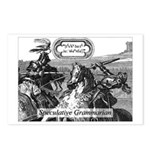 Phonetic Knights Postcards (Package of 8)