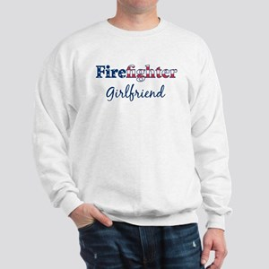 Firefighter Girlfriend Sweatshirt