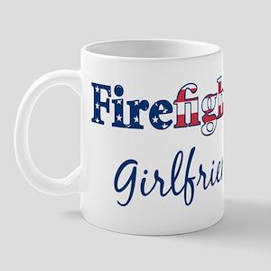 Firefighter Girlfriend Mug