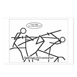 Phonemic Knights Postcards (Package of 8)