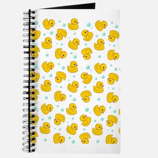 Rubber Duck Pattern Journal