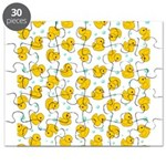 Rubber Duck Pattern Puzzle