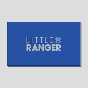 Queens Park Little Ranger Car Magnet 20 x 12