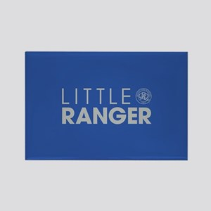 Queens Park Little Ranger Rectangle Magnet