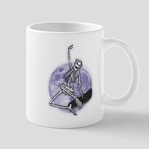 Board Skeleton 11 oz Ceramic Mug