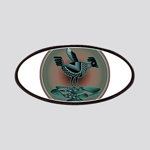 Mimbres Teal Quail Patches
