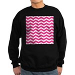 Hot pink chevron Jumper Sweater