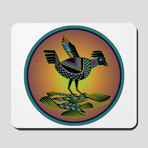 Mimbres Sunset Quail Mousepad