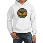 Mimbres Sunset Quail Hooded Sweatshirt