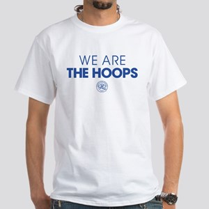 Queens Park We Are The Hoops White T-Shirt