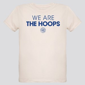 Queens Park We Are The Hoops Organic Kids T-Shirt