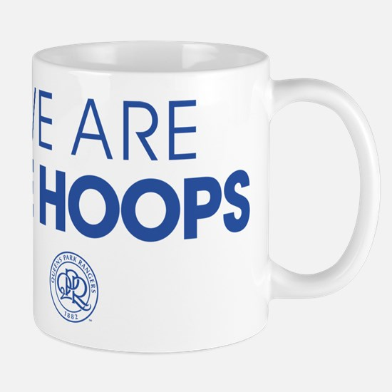 Queens Park We Are The Hoops Mug