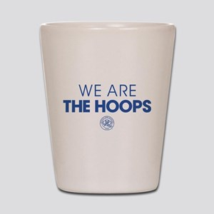 Queens Park We Are The Hoops Shot Glass