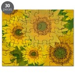 Sunflowers Puzzle