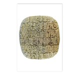 Anglomorphic Cuneiform Postcards (Package of 8)