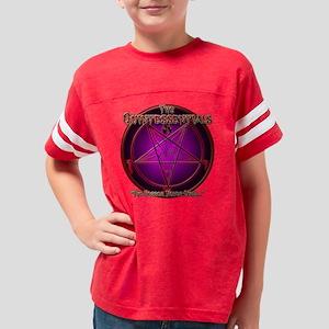 QuintsHorror2Shirt Youth Football Shirt