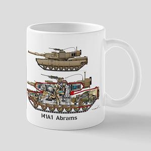 M1A1 Abrams MBT Steve Mug
