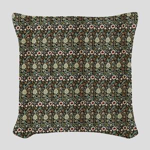 Morris Evenlode with Repeats Woven Throw Pillow