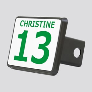 Christine13 Rectangular Hitch Cover