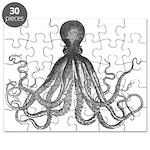 Vintage octopus Puzzle