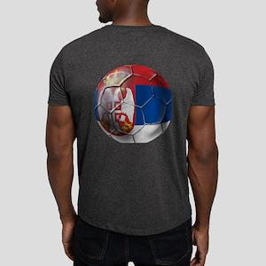 Serbian Football Dark T-Shirt