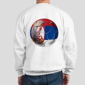 Serbian Football Sweatshirt