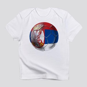 Serbian Football Infant T-Shirt