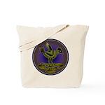 Mimbres Olive Quail Tote Bag