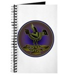 Mimbres Olive Quail Journal